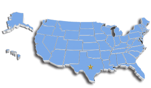 CORD US Map