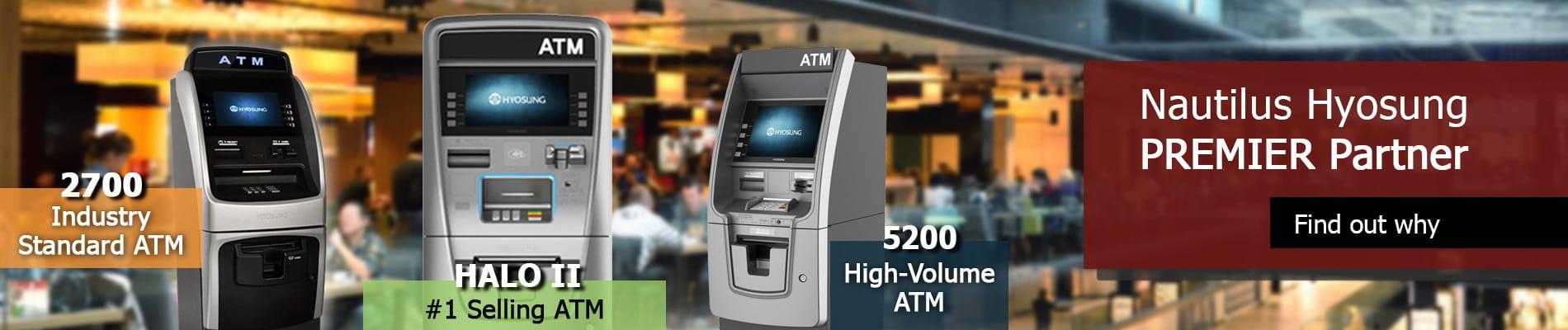 CORD Nautilis Hyosung ATMs